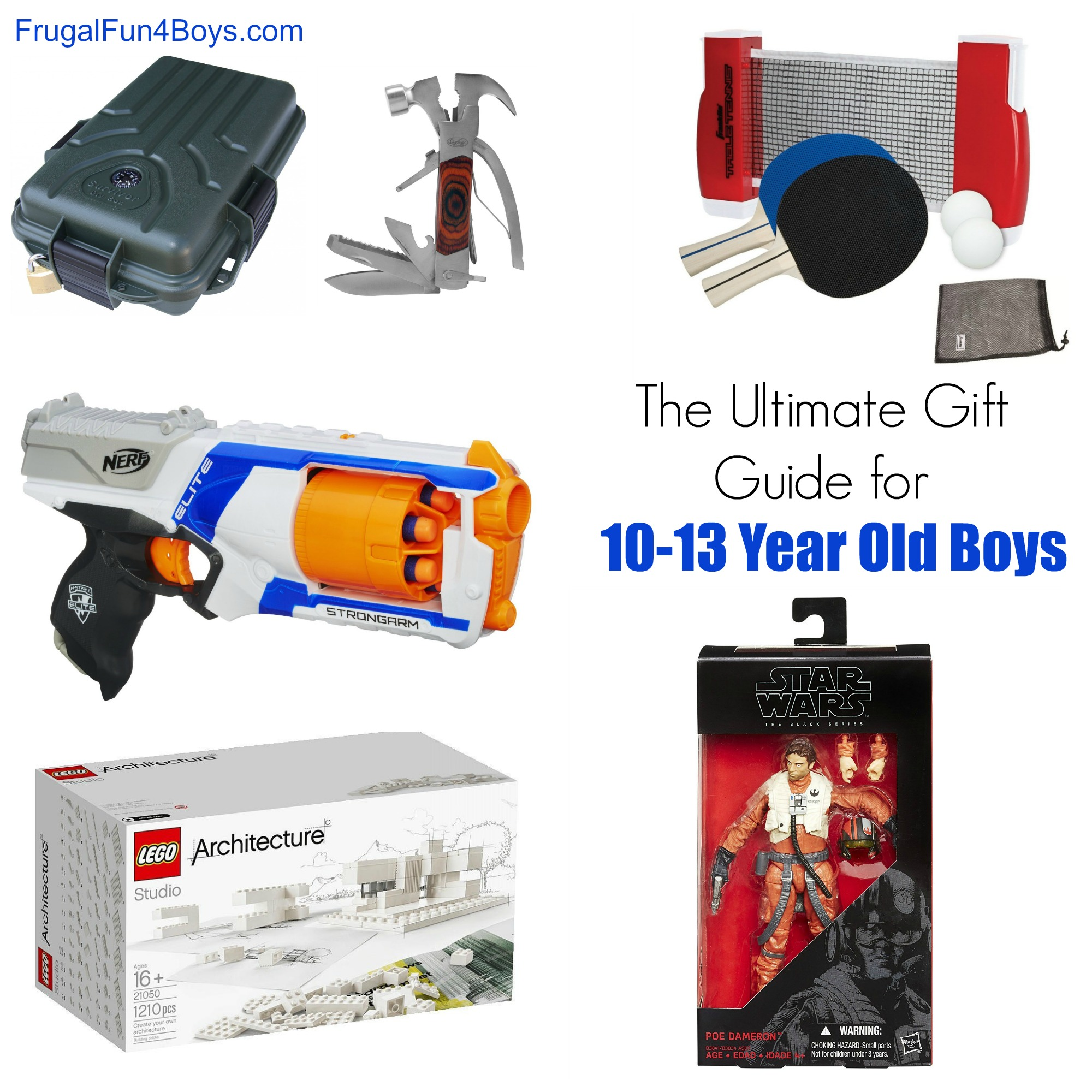 Amazing Small Gifts for Boys Images