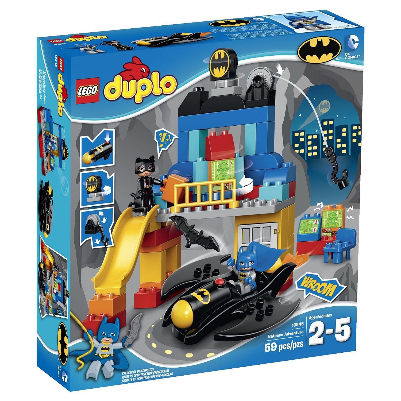 Duplo lego on sale at amazon frugal fun for boys and girls - Spiderman batman lego ...