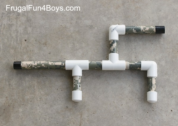 Fun Homeade Kids Gifts Like Marshmallow Guns