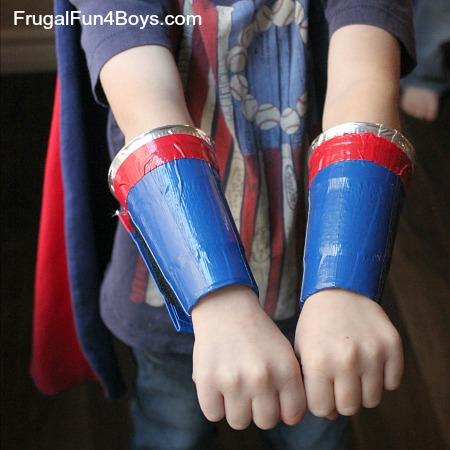 Velcro Super Hero Cuffs