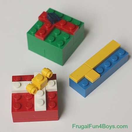 Five Lego Christmas Projects To Build With Instructions Frugal