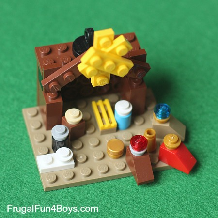 Lego Build Together