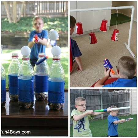 30+ Ideas for (Indoor) Family Fun