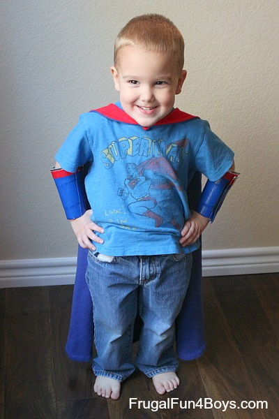 Velcro Superhero Cuffs