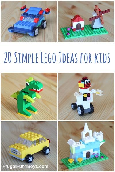 Лего Инструкция Classic - фото 5