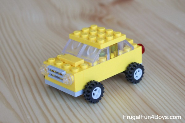 Simple Lego Build Ideas