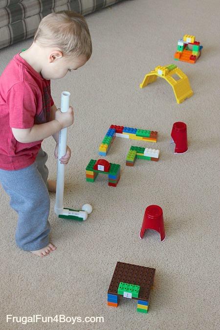 LEGO Duplo Mini Golf