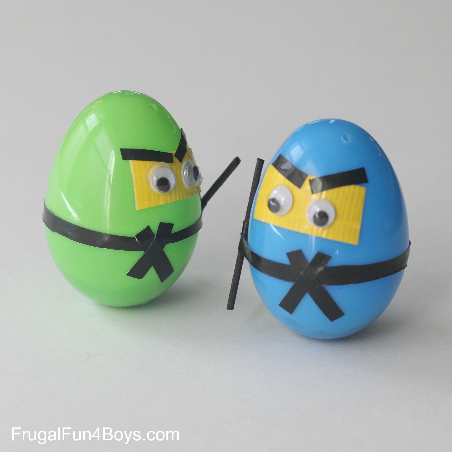 Wobble Egg Ninjas