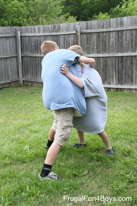 10 Crazy and Silly Boredom Busters for Kids
