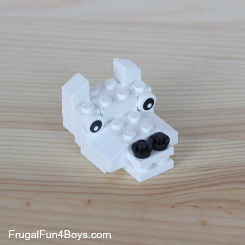 Lego Dogs