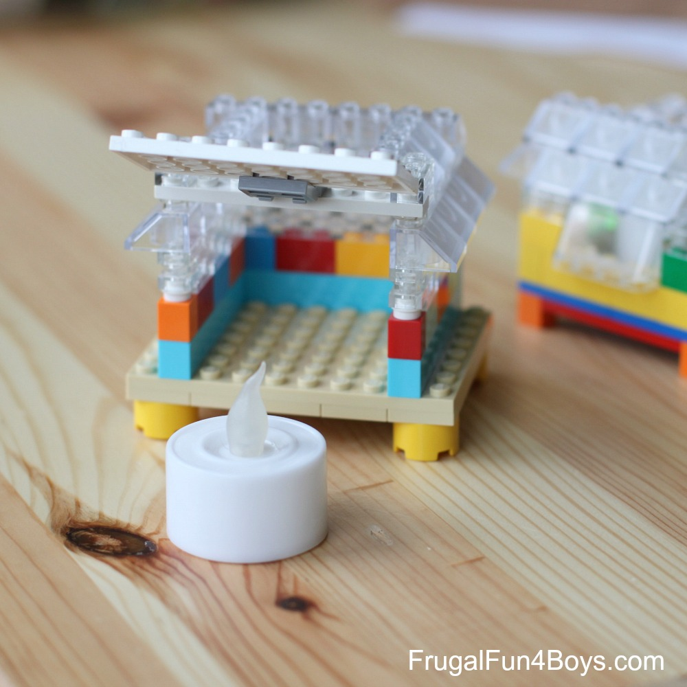 Build a LEGO Night Light