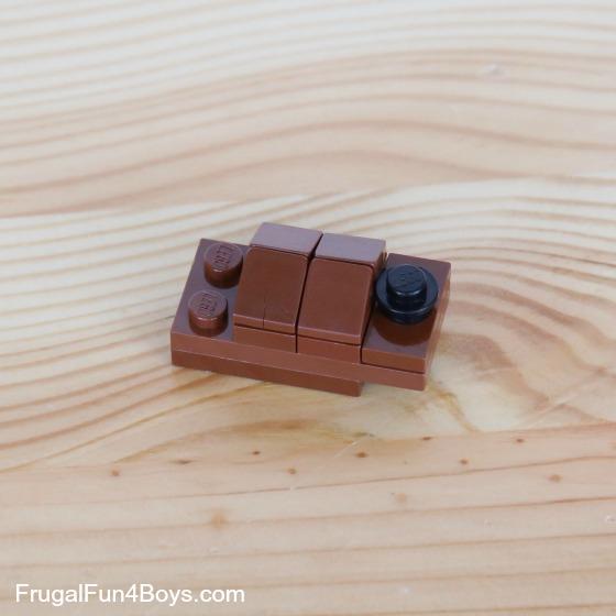 Lego Dachshund