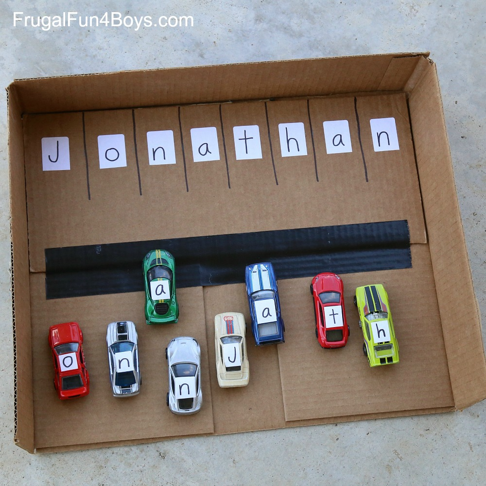 name activities for preschoolers frugal fun for boys and girls