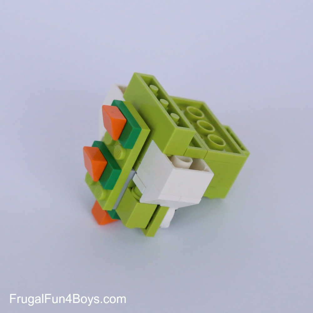 lego mario building instructions