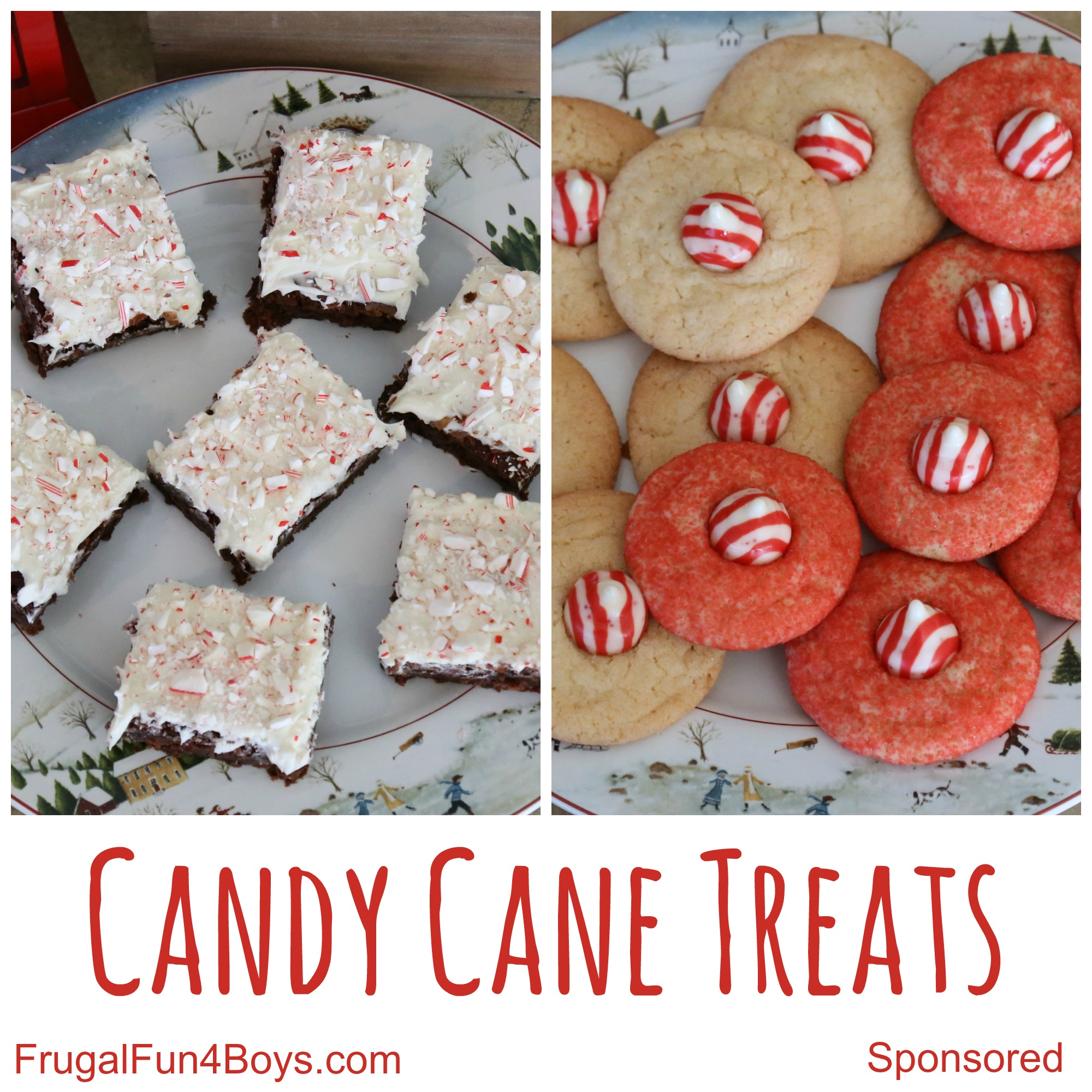 Candy Cane Treat for Kids to Make and Give