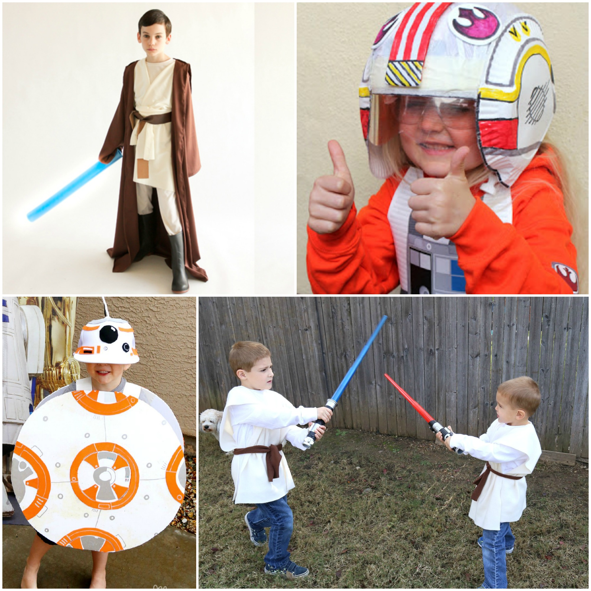 The best star wars costumes to make for kids the best star wars costumes to make for dress up play solutioingenieria Gallery