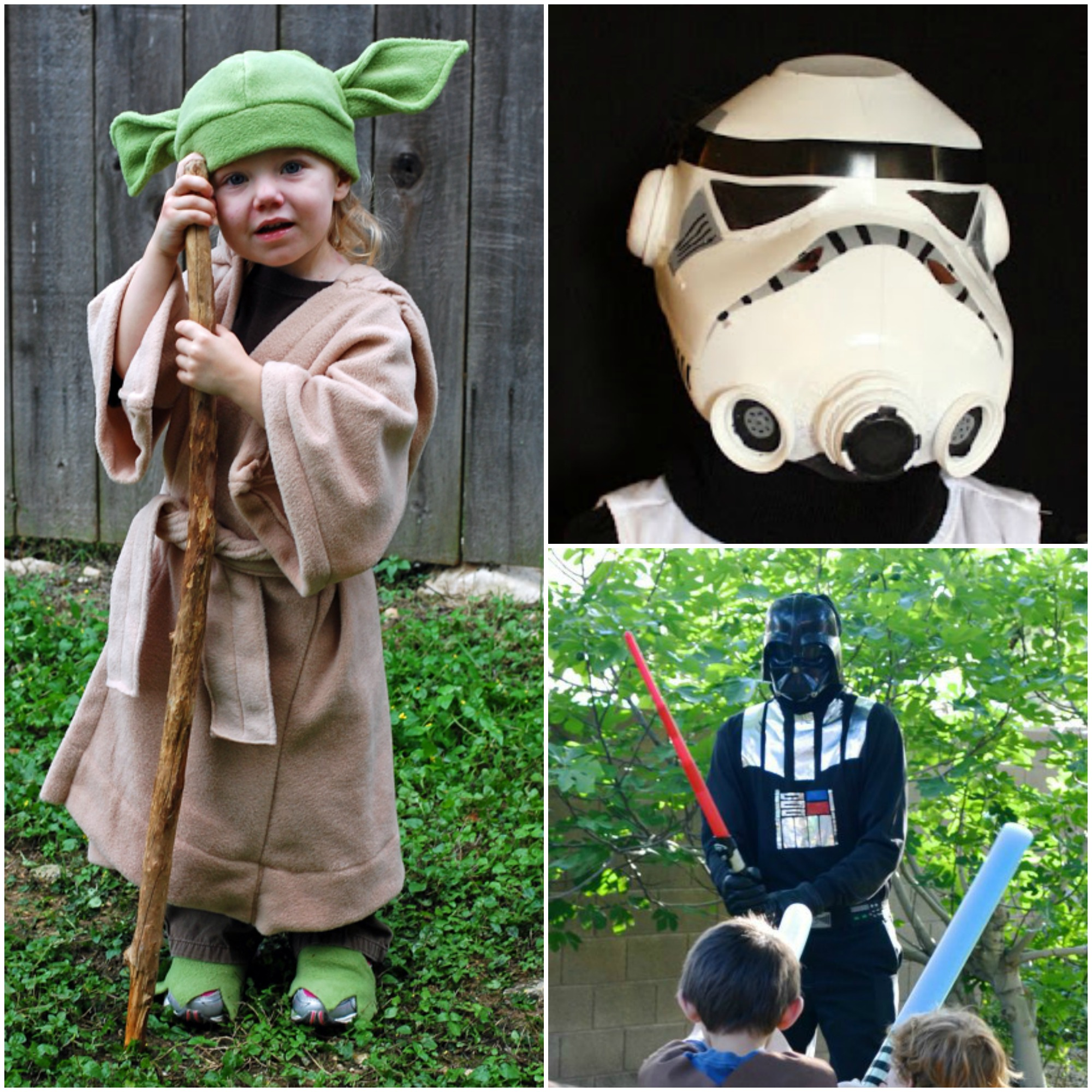 the best star wars costumes to make for kids frugal fun for boys