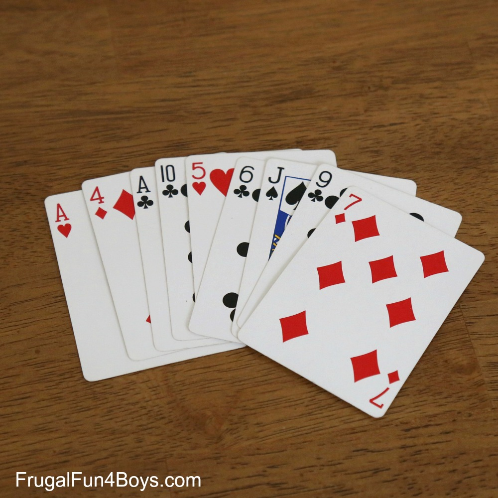Three Awesome Card Tricks for Kids
