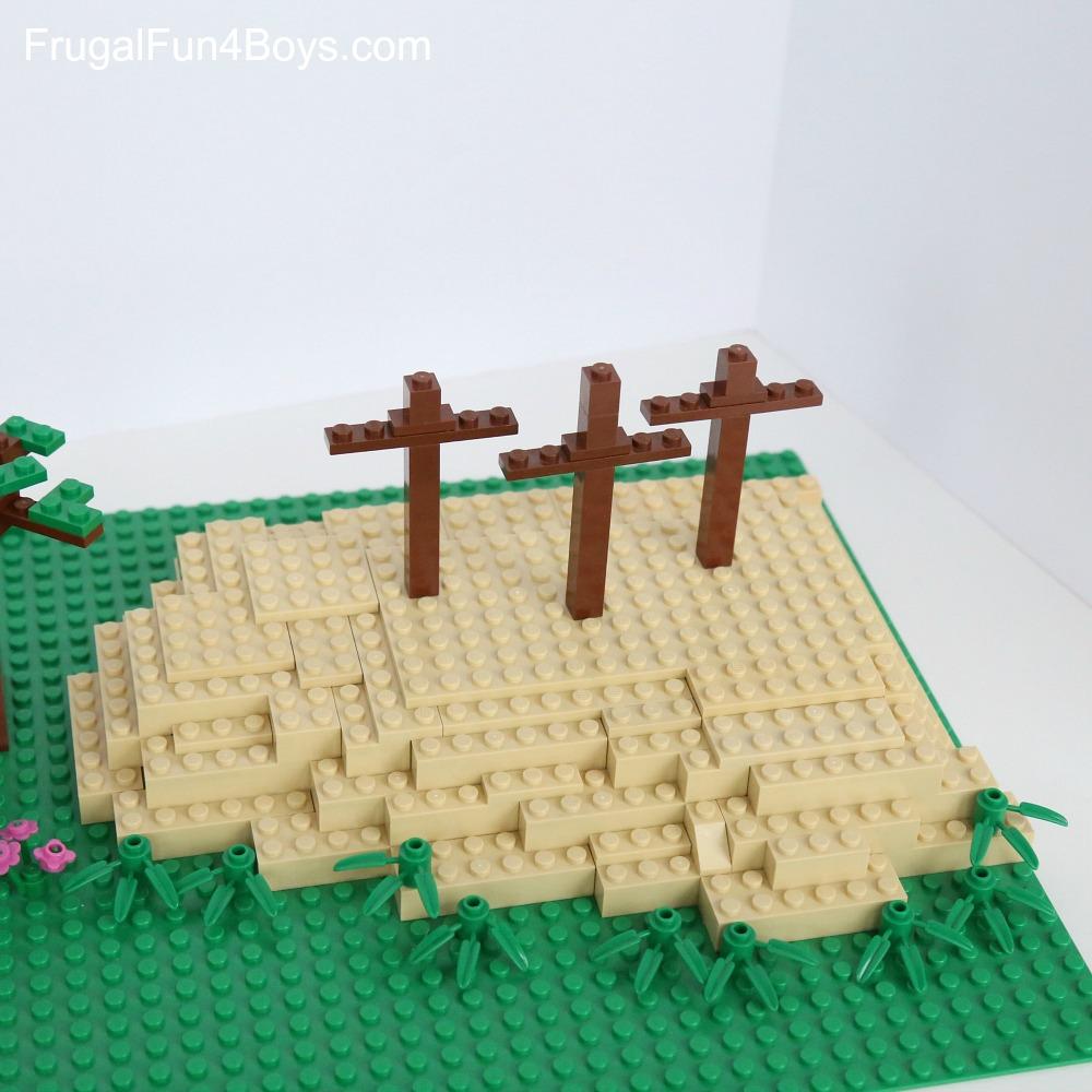 LEGO Resurrection Garden