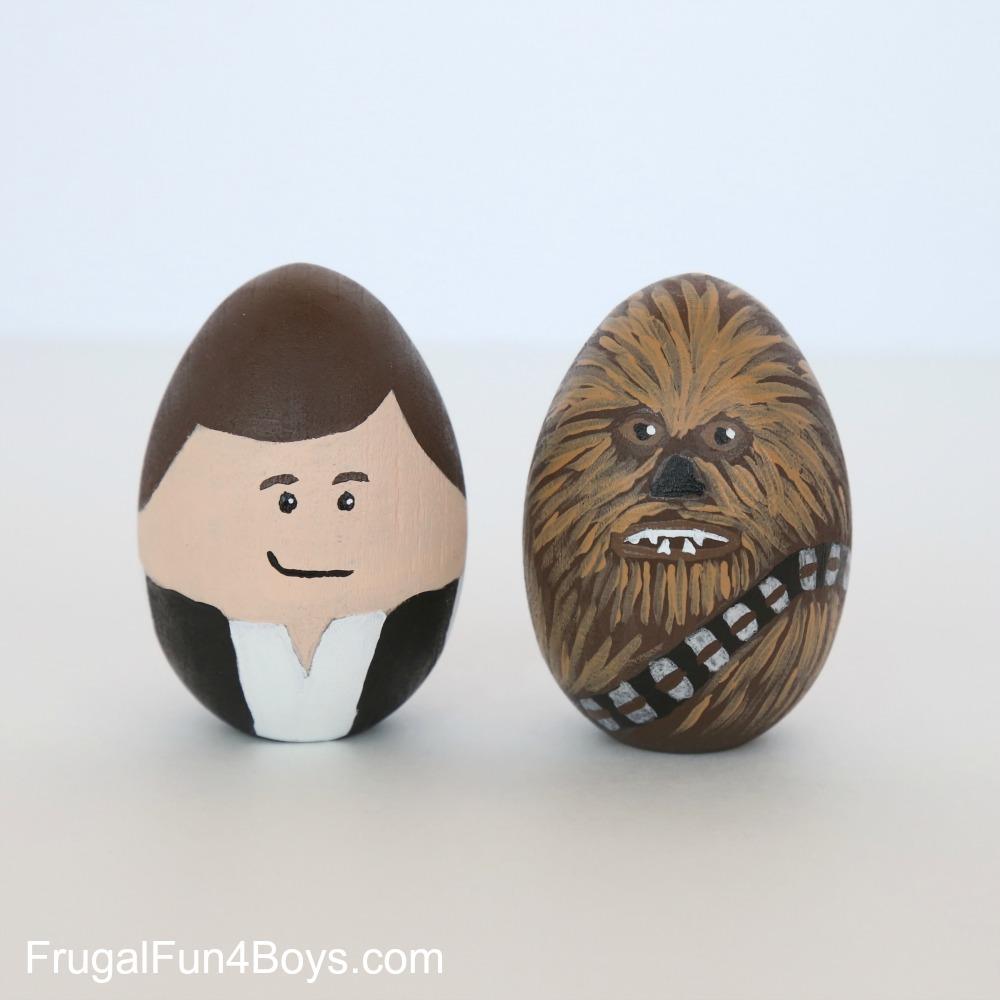 Craft Wars Easter Eggs