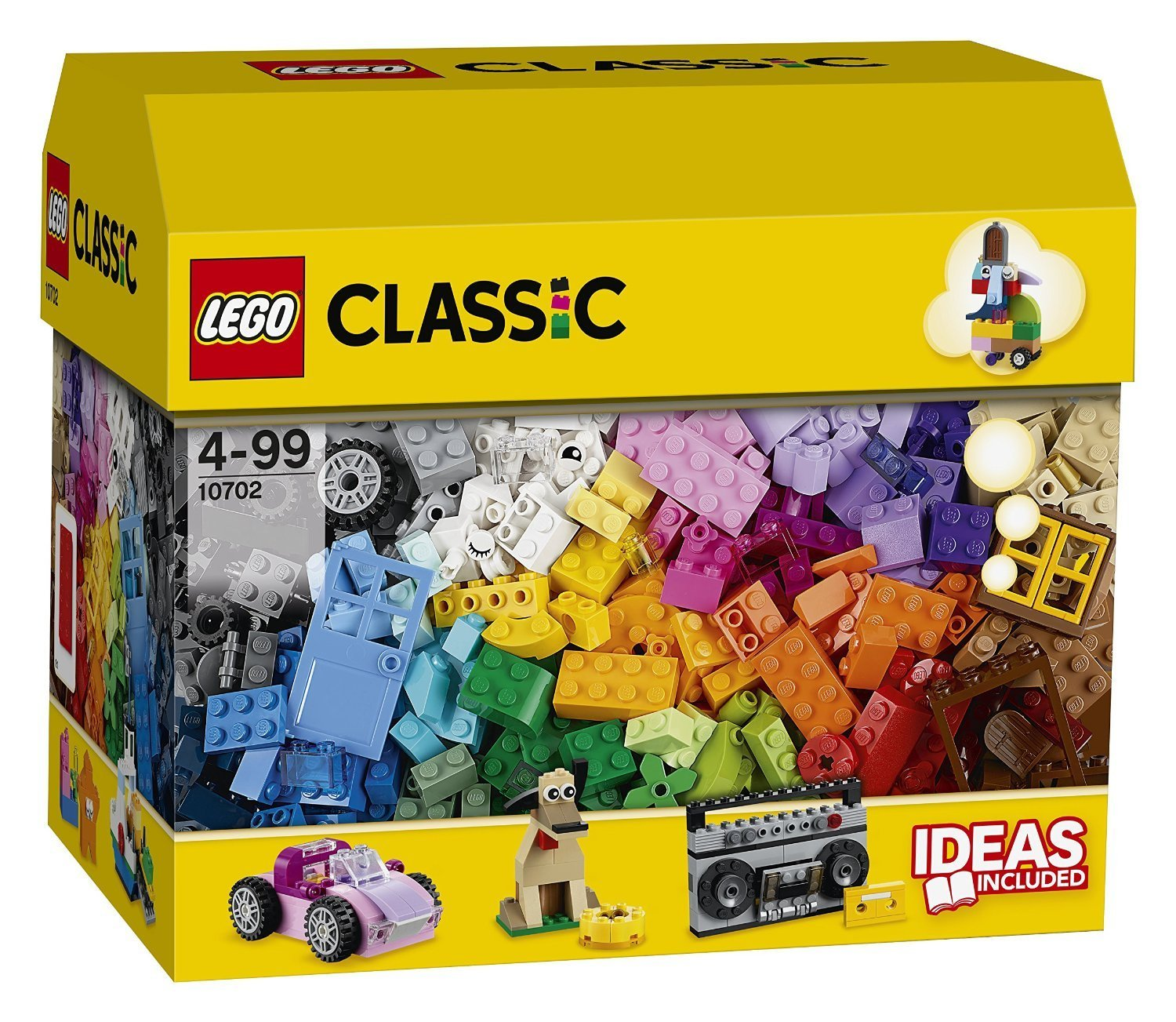 17 Beginner LEGO Project Ideas