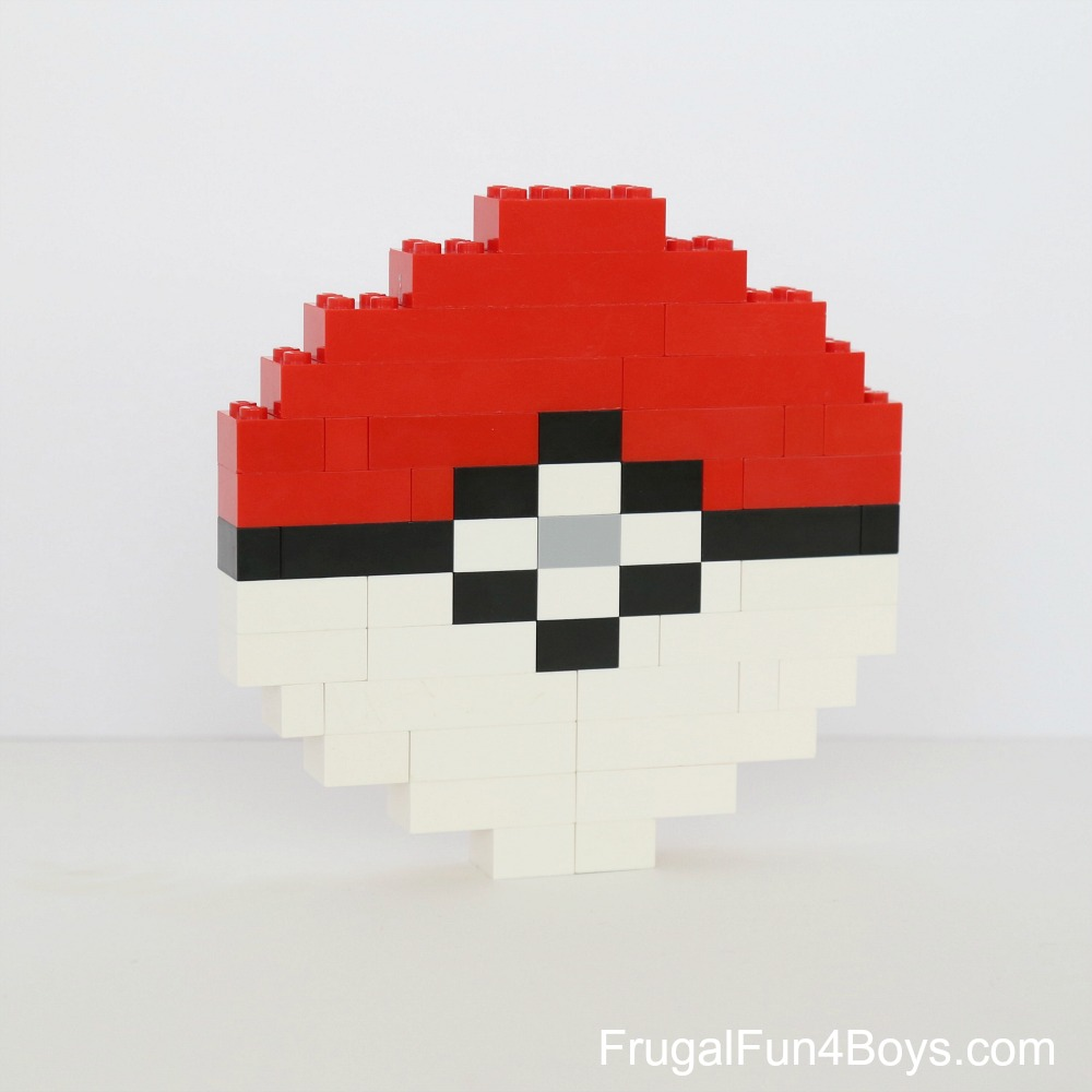 LEGO Pokemon Projects