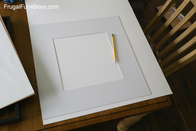 IKEA Frame LEGO Minifigure Display and Storage – Frugal Fun For Boys ...