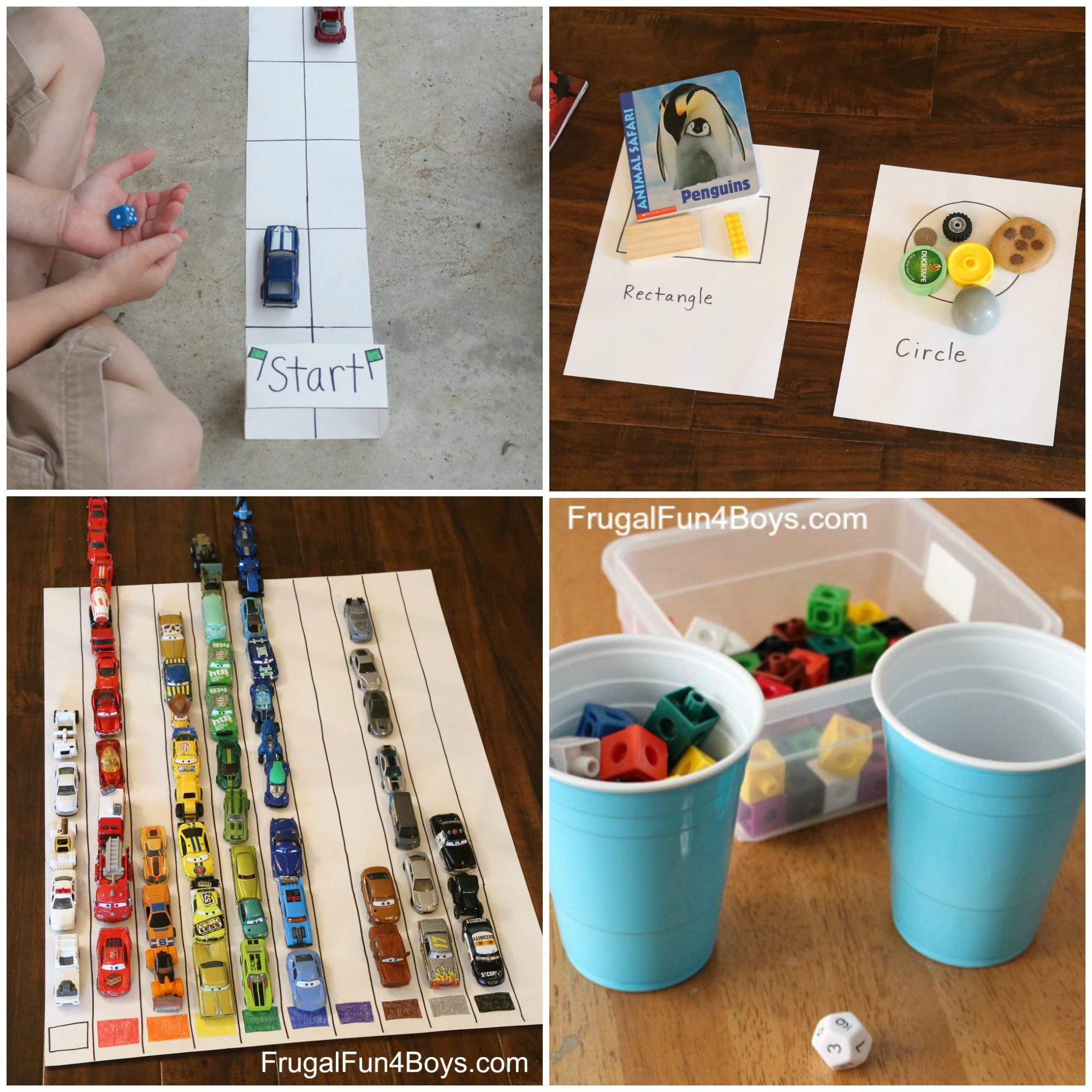 40 Of The Best Math And Literacy Activities For Preschoolers 3 4