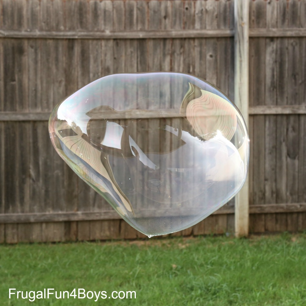 Giant Bubble Solution