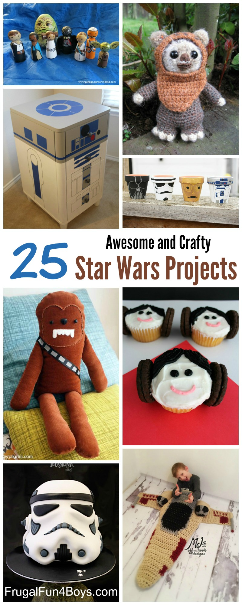 25 Awesome Star Wars Crafts to Make