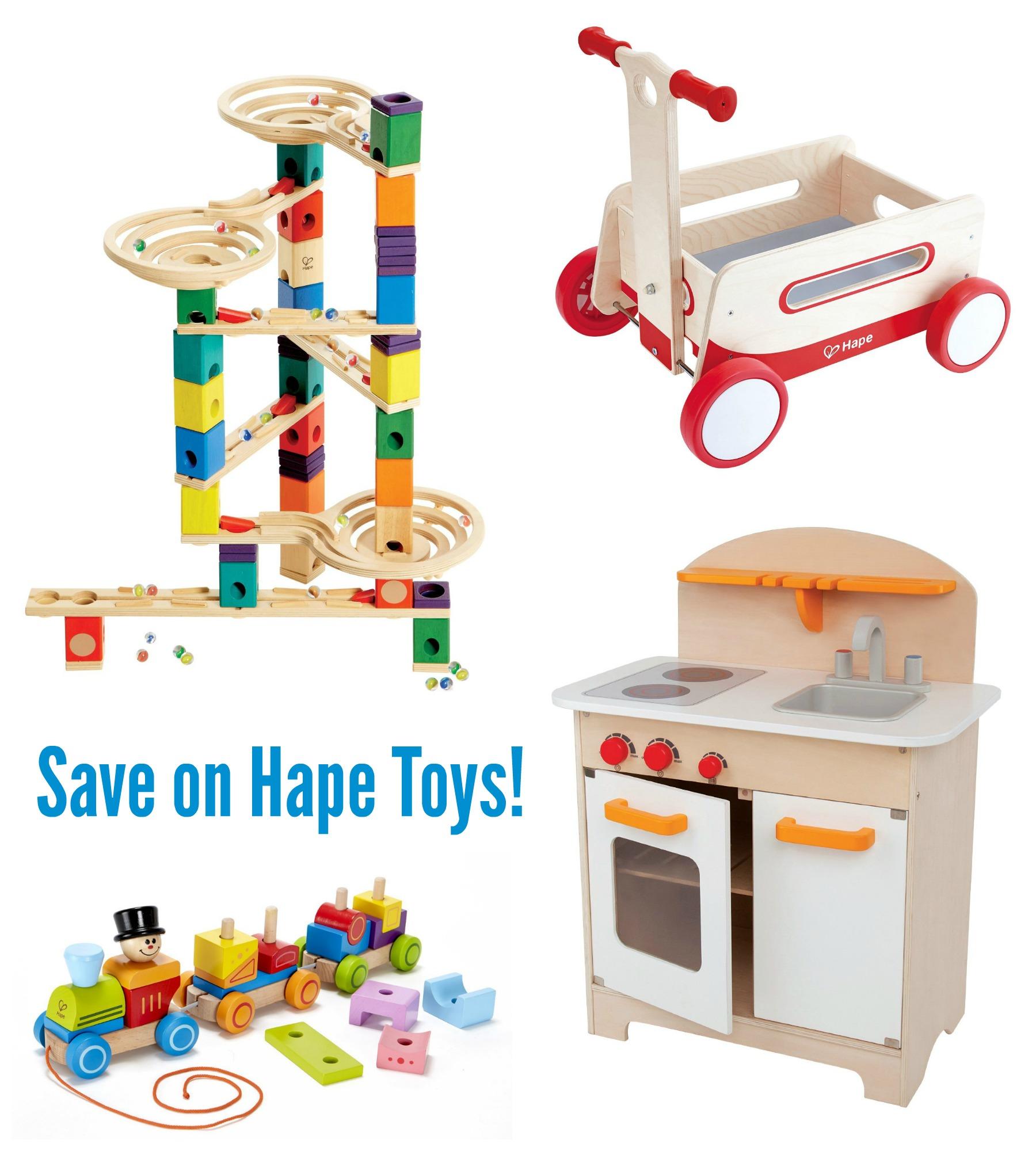 Save on Hape Toys