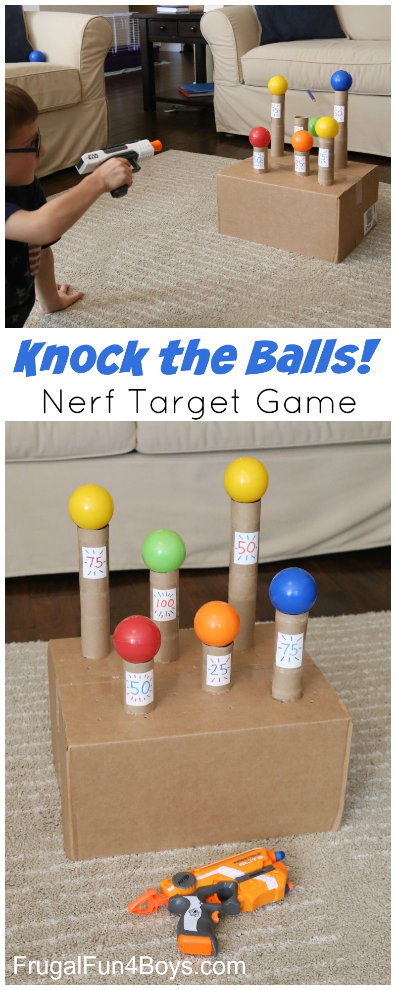 moving targets...hanging hoola hoops for nerf gun party! | Yes, I have  kiddos :) | Pinterest | Nerf party, Party games and Target