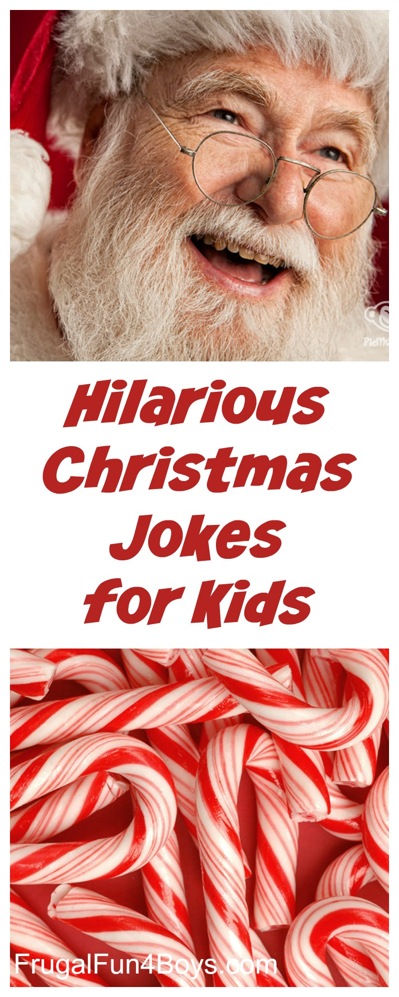 Christmas Jokes Kids.Hilarious Christmas Jokes For Kids Frugal Fun For Boys And
