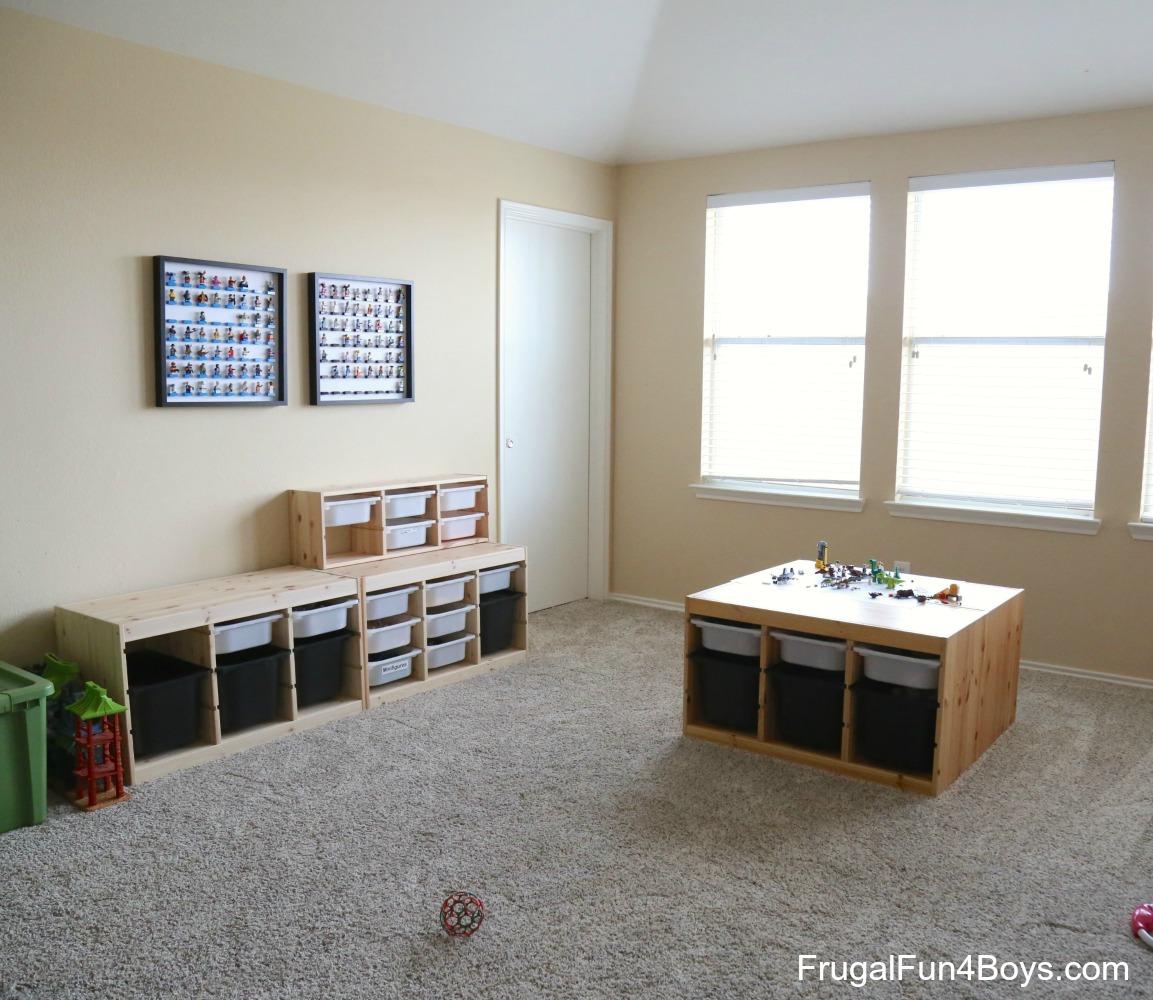 LEGO Storage and Organization