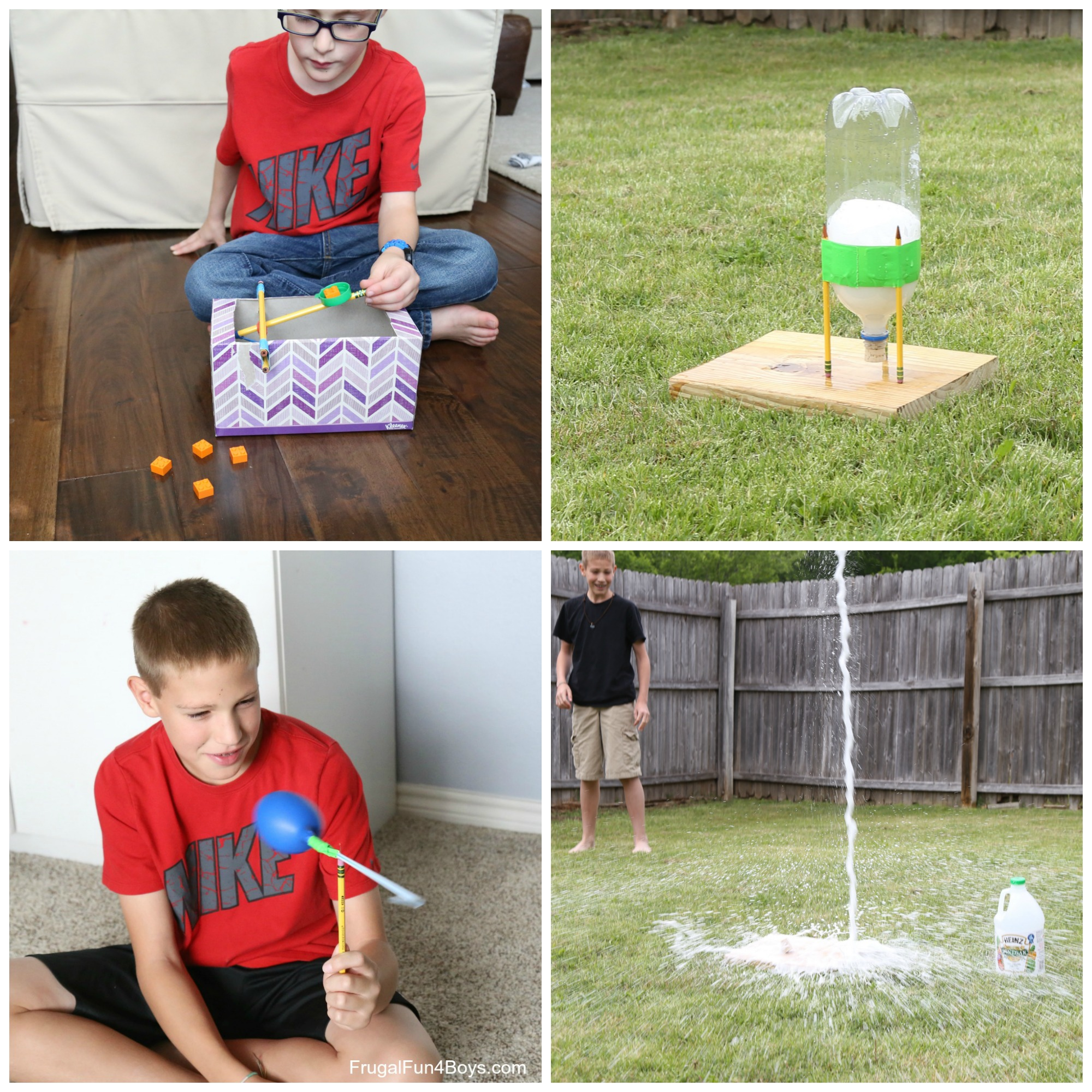 25 Awesome STEM Challenges for Kids