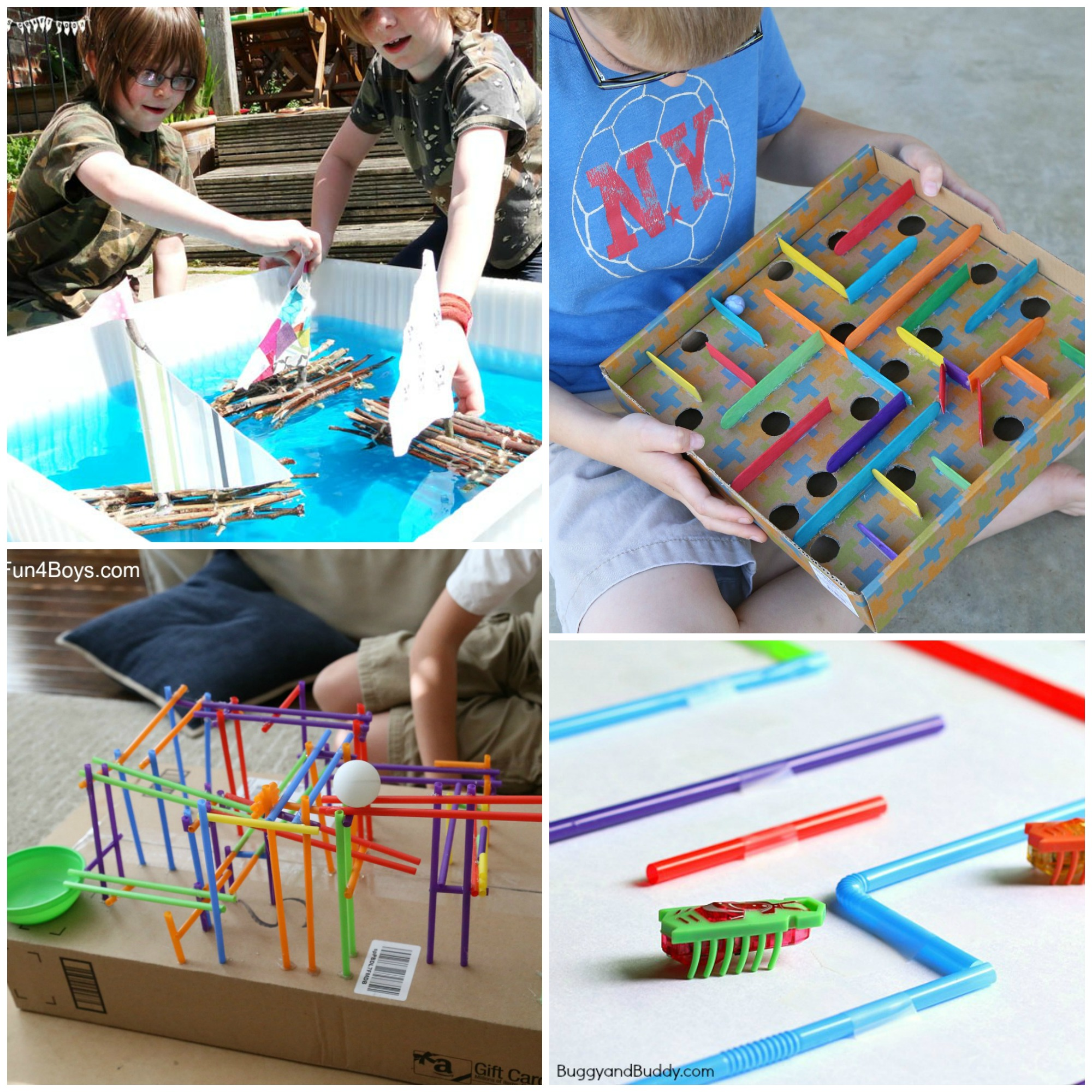 25 Awesome Stem Challenges For Kids With Inexpensive Or Recycled On Pinterest Science Projects Fair And Stems
