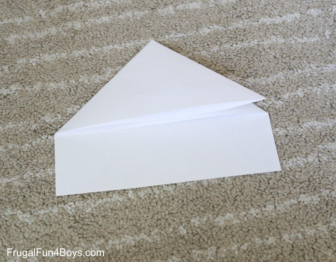 DIY - Easy origami envelope tutorial - YouTube   1000x1284