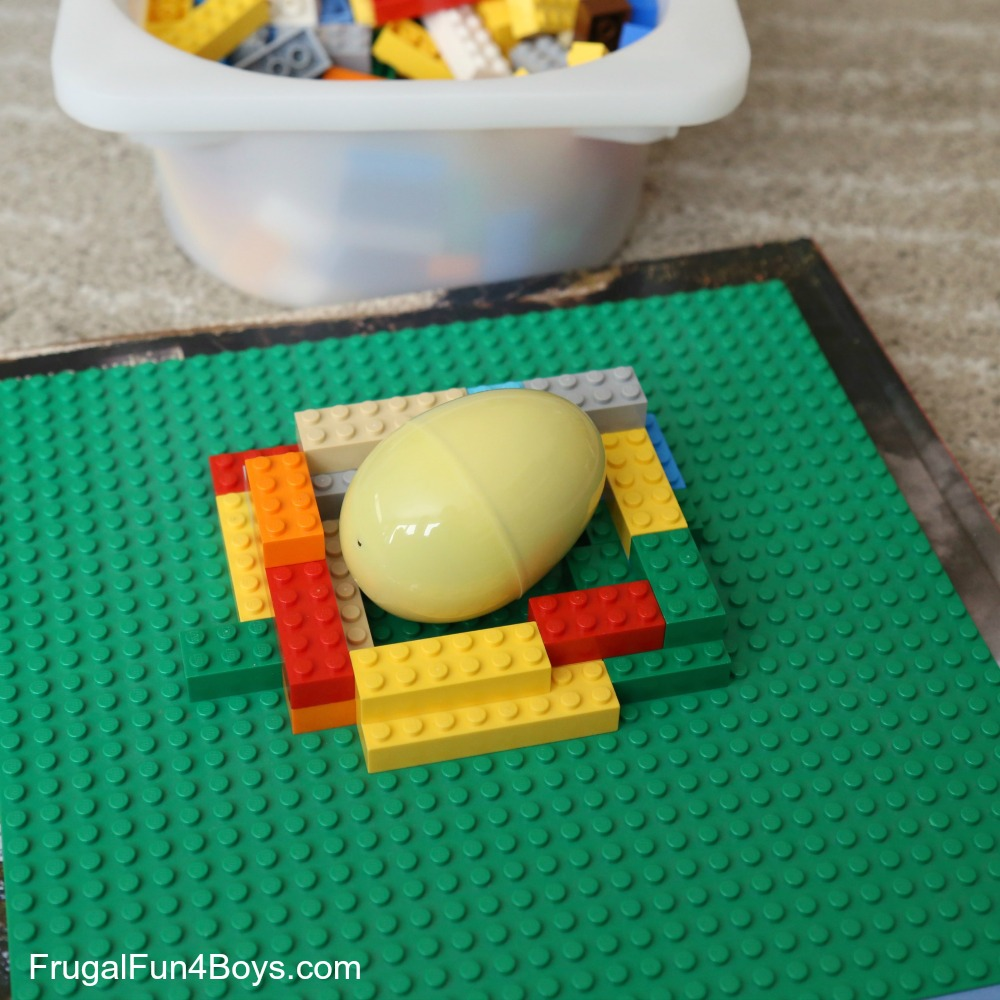 Awesome LEGO Party Games