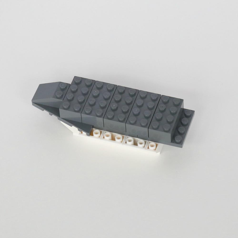 LEGO Shark Building Instructions