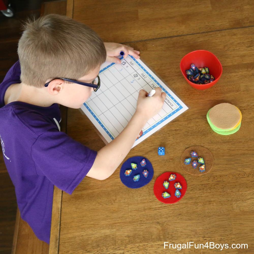Printable Multiplication Mats - Hands-On Math!