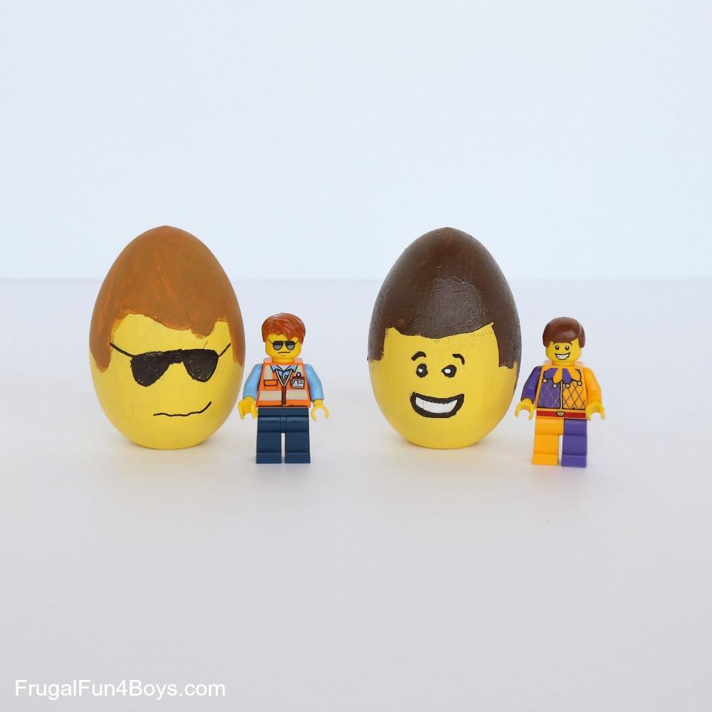 LEGO Minifigure Eggs