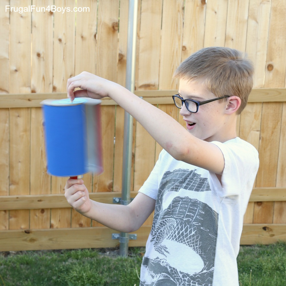 Build a Wind Turbine! A fun weather science and engineering project.
