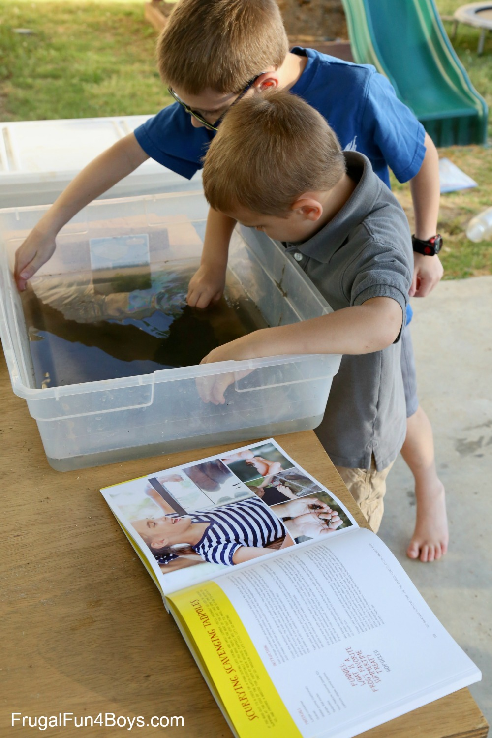 Read and DO! All the BEST Kids' Activity Books