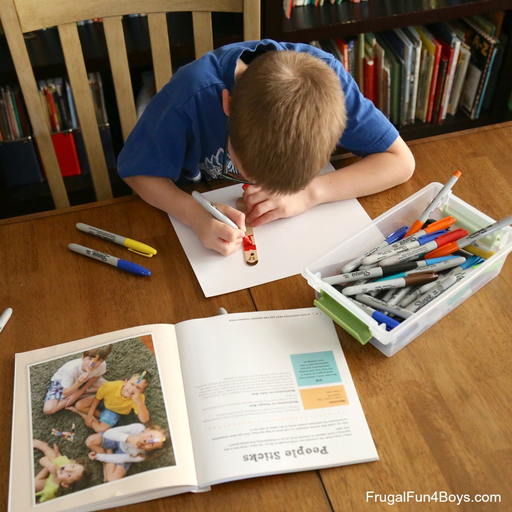 Read and DO! The Best Kids Activity Books