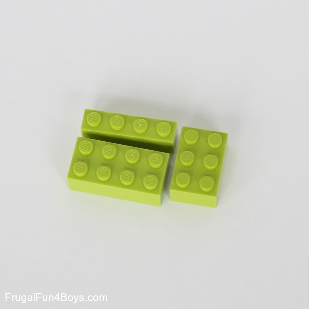LEGO Ewoks Building Instructions