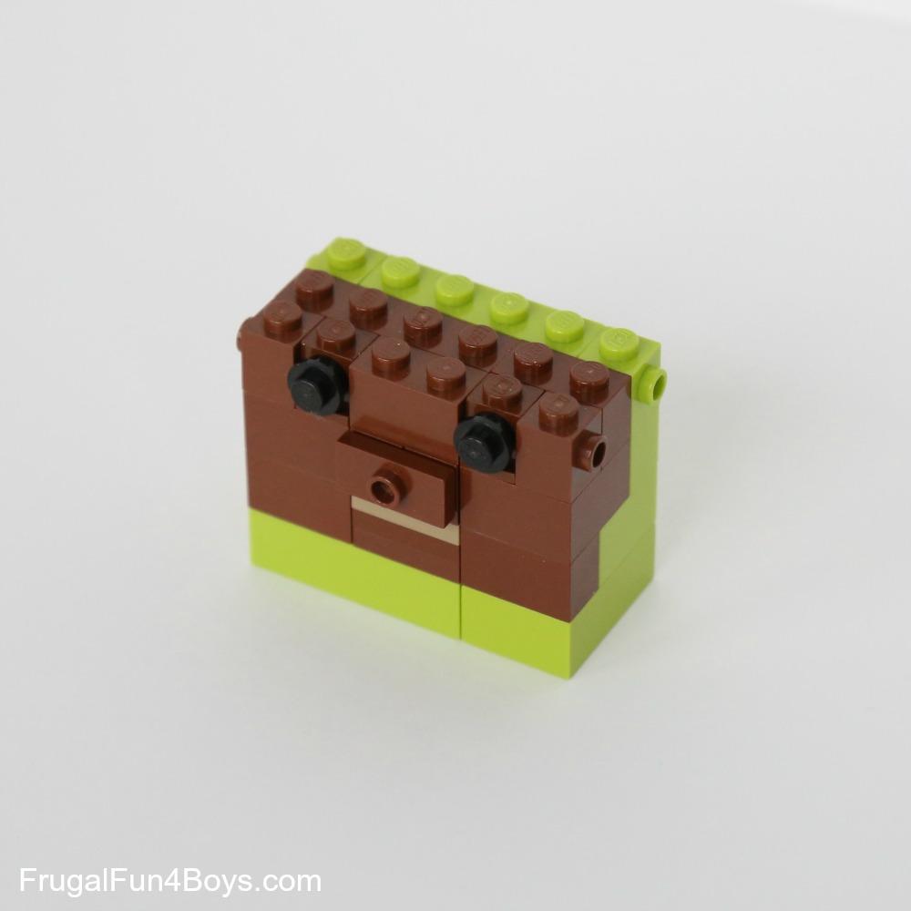 LEGO Ewoks