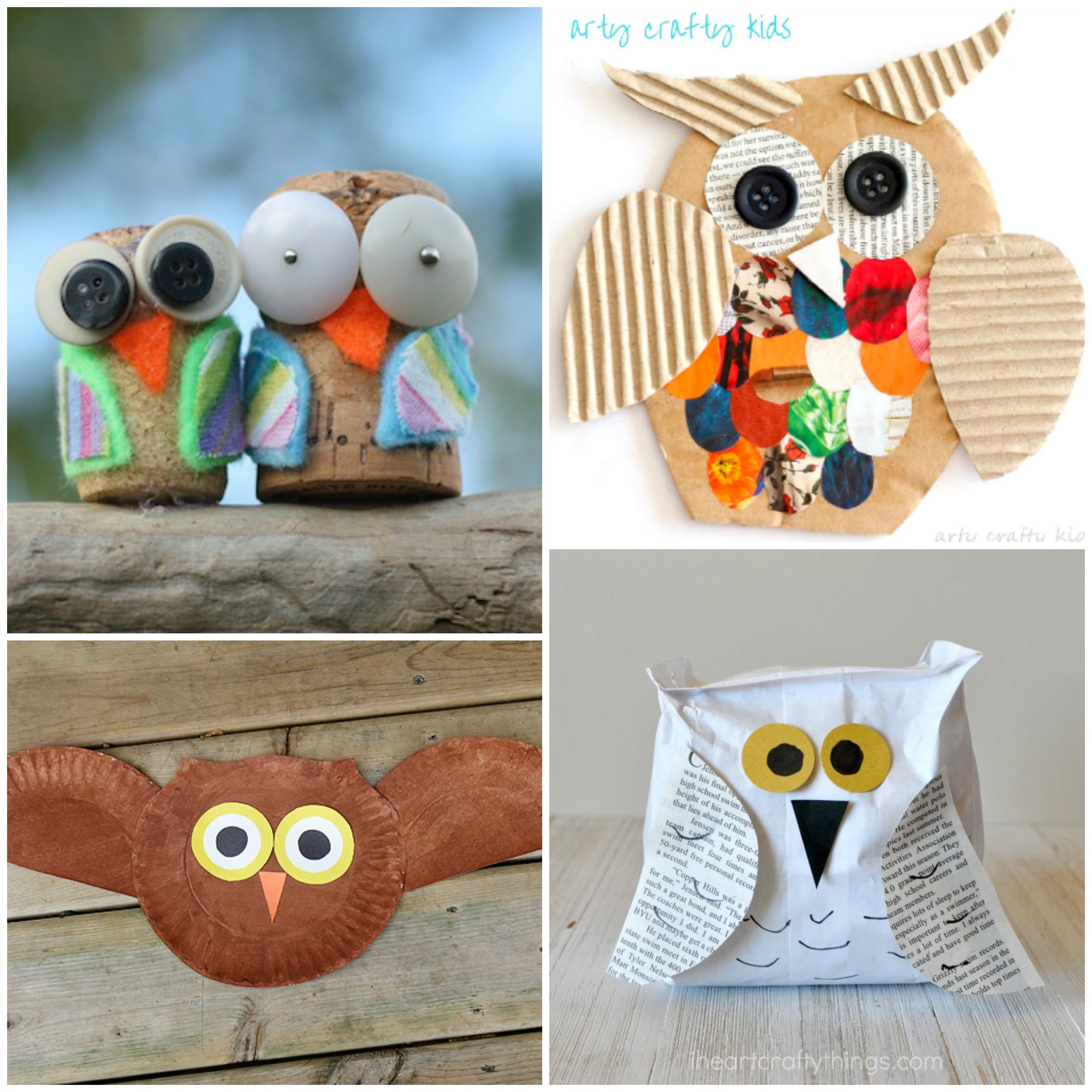 15 Adorable Owl Crafts To Make With Kids Frugal Fun For Boys And