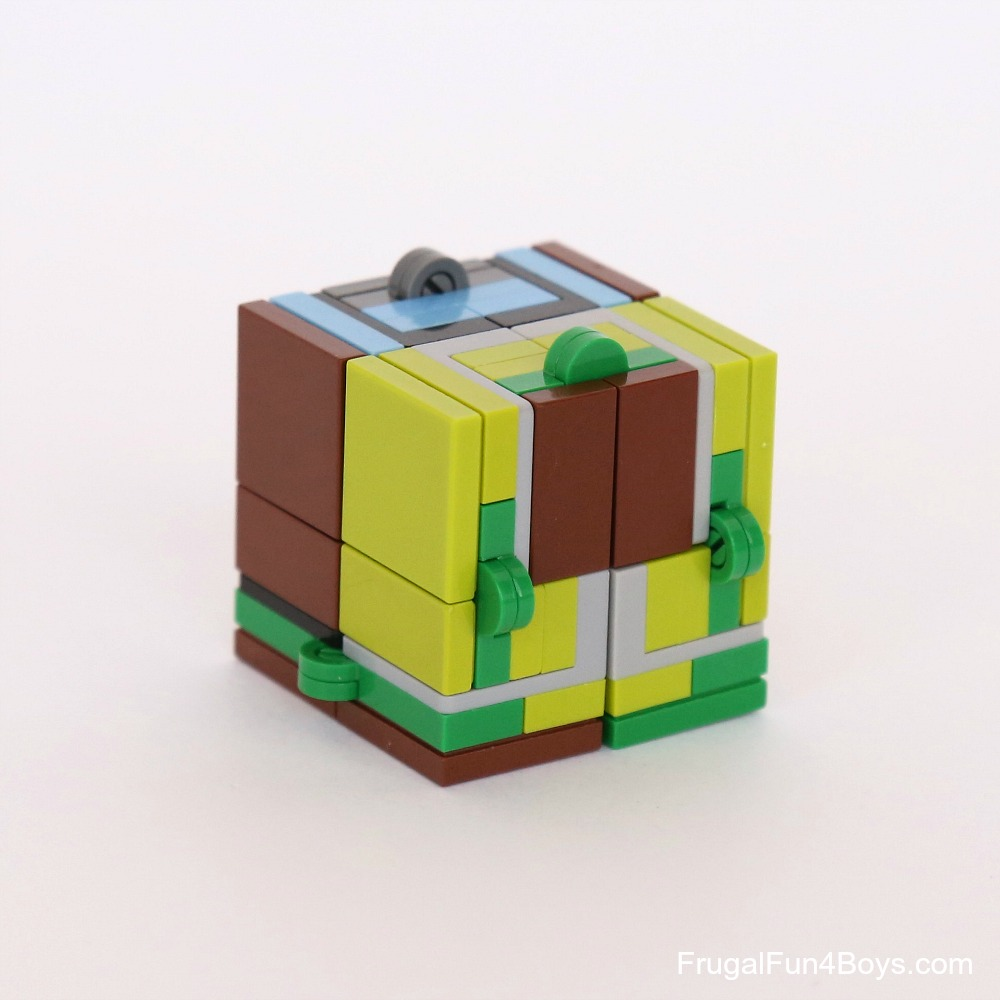 Build An Endless Cube With Lego Bricks Frugal Fun For Boys And Girls