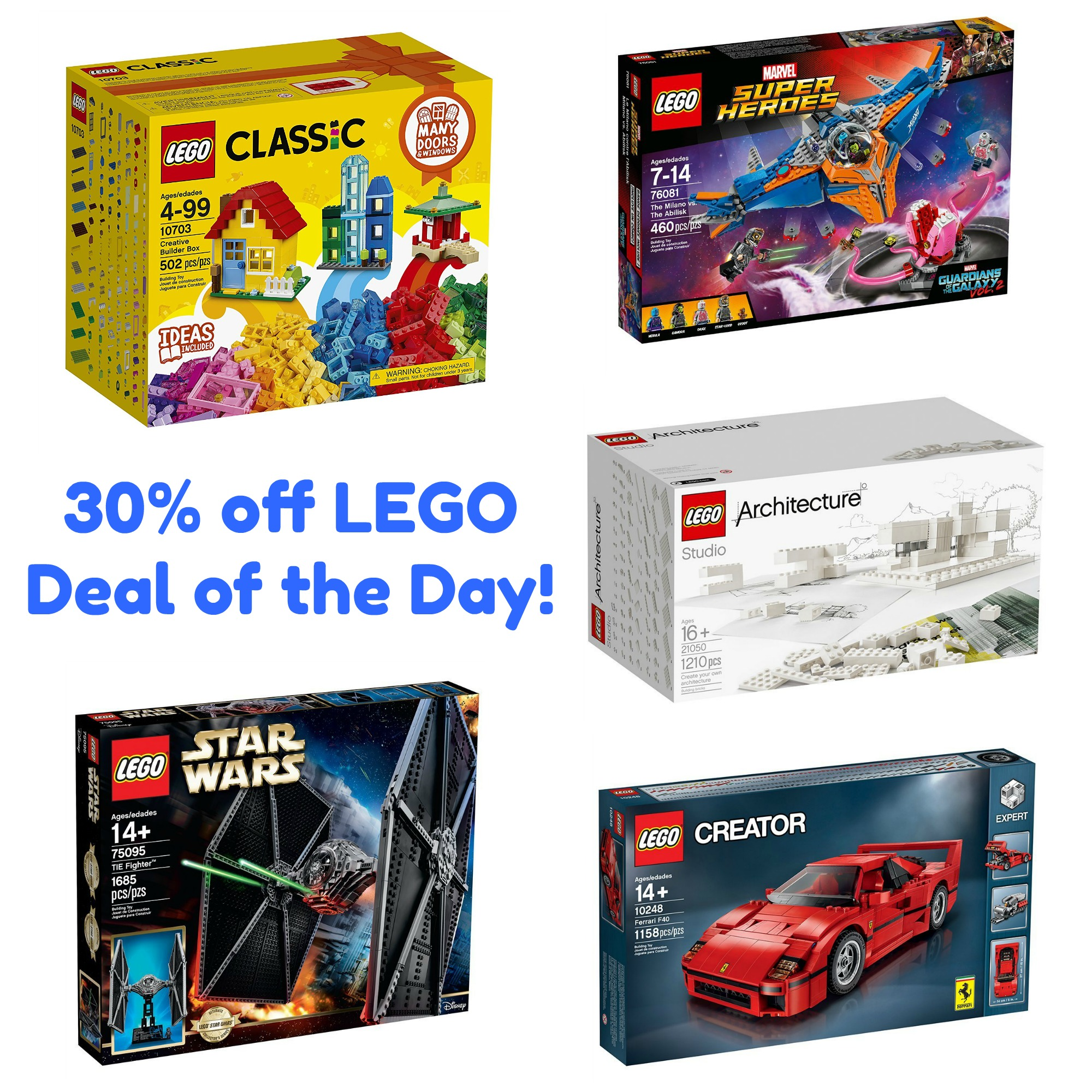 Please Click Here For Exclusive LEGO Deals