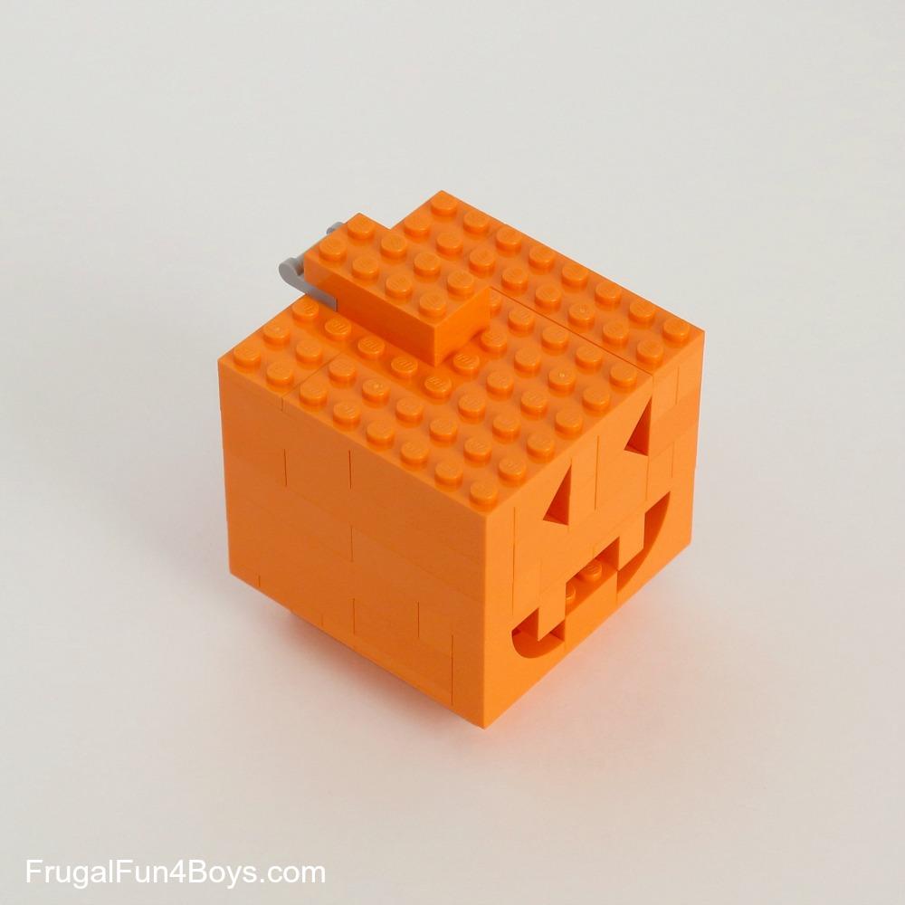 NEW Parts Brown Lego Plate w// 2- Clips Bricks 8 1x2 Orange